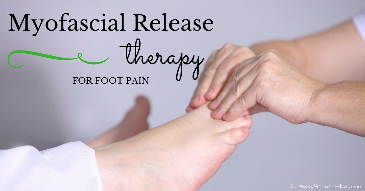 Myofascial Release Therapy for Foot Pain - RunAFZ Coaching